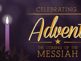 The Four Candles of Advent - Pt. 1 Hope