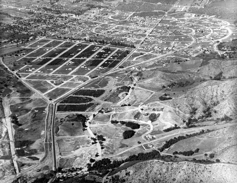 Sparr Heights, Montecito Park and Montrose