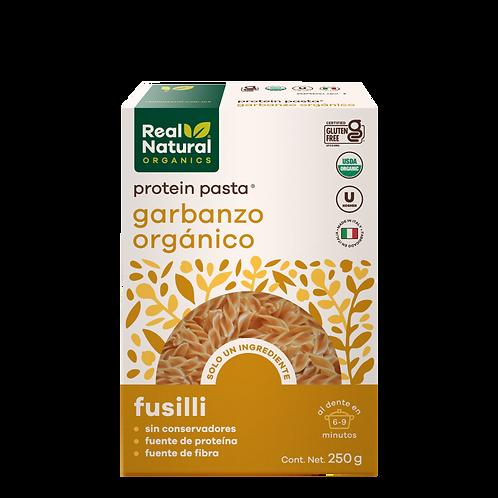 Pasta Orgánica de Garbanzo Sin Gluten