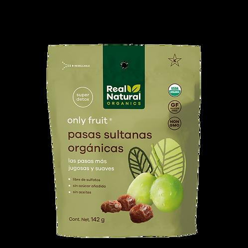 Only Fruit Pasas Sultanas Orgánicas