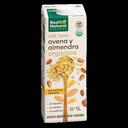 Oat Love Avena y Almendra Orgánica
