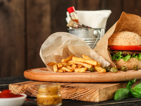 Snack Bar con servicio de Restaurante