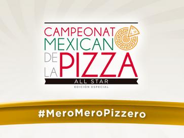 Campeonato Mexicano de la Pizza -  Edición Especial All Star