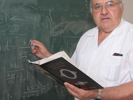 Miembro Emérito: Luis Felipe Rodríguez Jorge