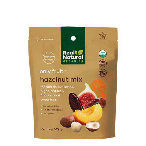 Only Fruit Hazelnut Mix
