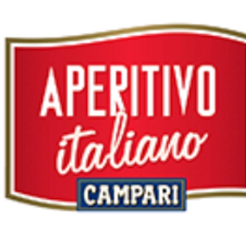 Aperitivo Italiano Campari