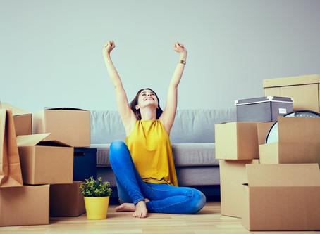 Consejos para mudarte a un depa nuevo