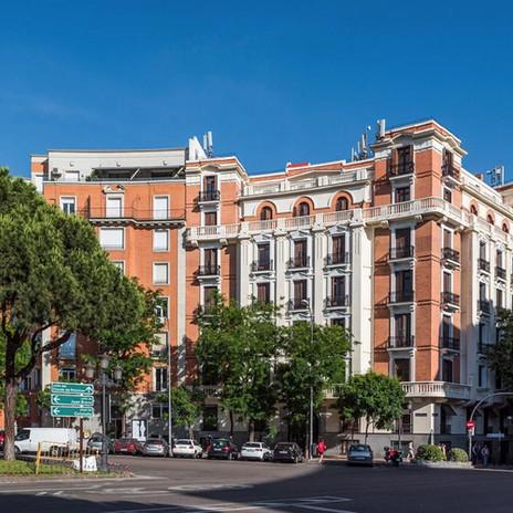 Marqués de Salamanca 11, Madrid
