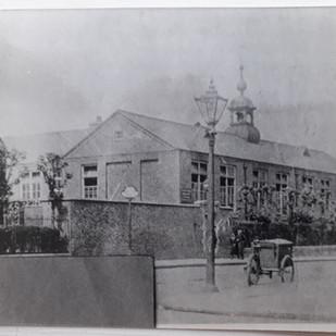 The Brockley Road Board Schools