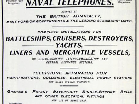 Telephones on the Titanic