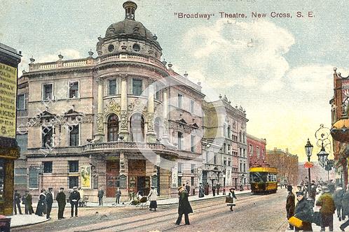 Broadway Theatre - Print