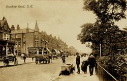 CPLR1 Brockley Road at B Grove LR