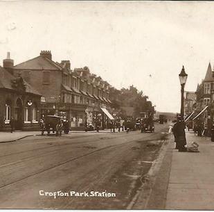 Crofton Park and the Railways