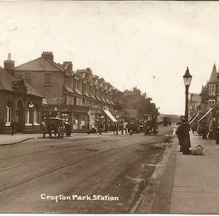 Crofton Park and the Railways