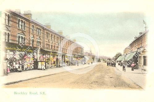 Brockley Road Arlo and Mo to Beecroft - Print