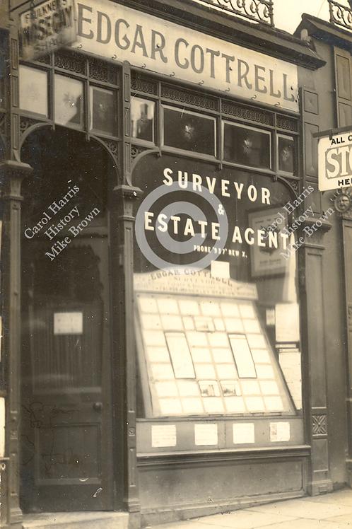 Cottrell's estate agents - Print