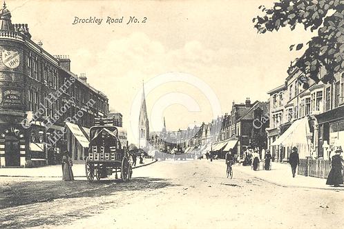 Brockley Road - Print