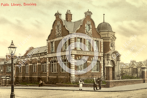 Crofton Park Library - Print