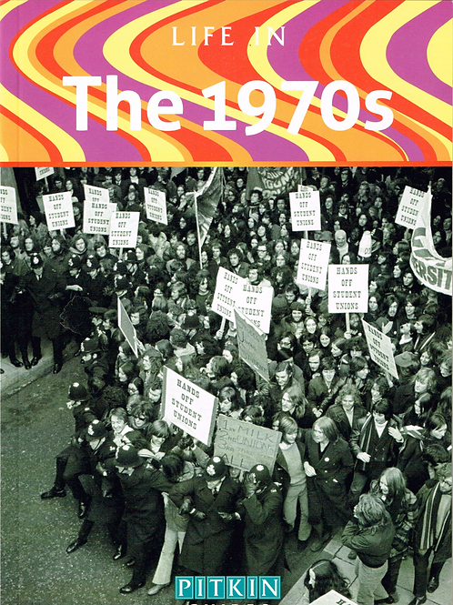 Life in the 1970s - Mike Brown