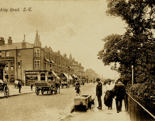 Crofton Park in old postcards