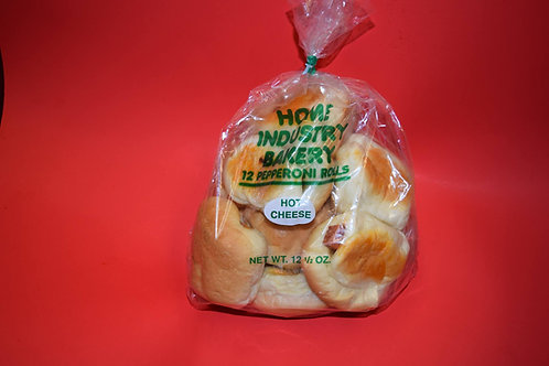 Hot Cheese Party Bag