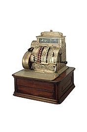 Cash Register For Orders