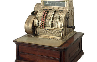 Old Cash Register
