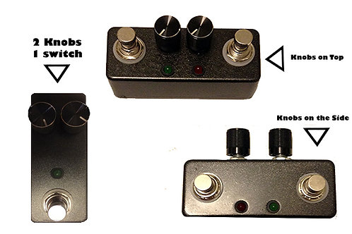 Preset Switch for Neunaber Pedal with 2 Cables