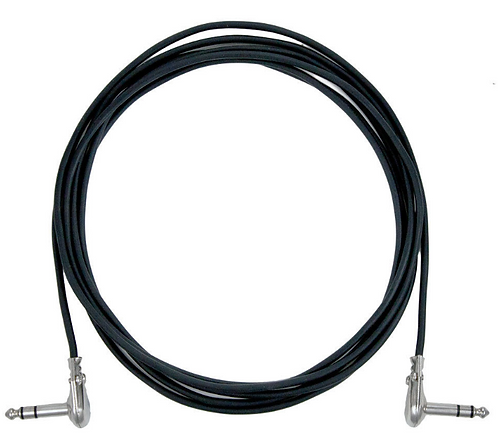 """Custom Length Stereo (TRS) 1/4"""" Cable"""