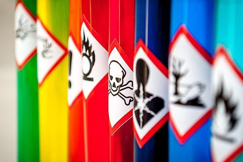 Treinamento em Utilização de Produtos Químicos