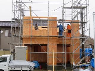 2×4建方工事