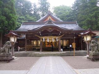 1日参り ~白山比咩神社~