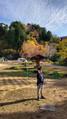 閑乗寺公園キャンプ場へ