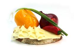 Γεύμα με τυρί