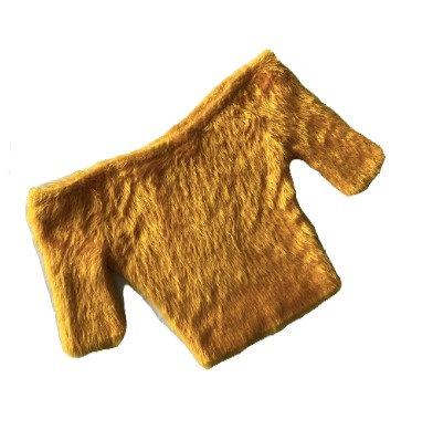 Crop Top Suéter