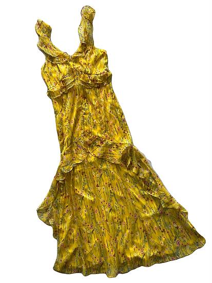 Vestido Print Florecitas