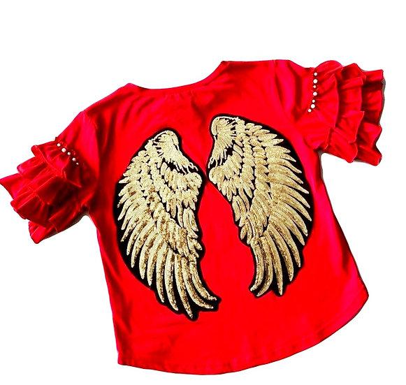 T-shirt Roja c/ Alas