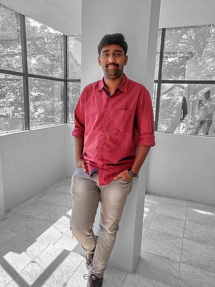 M K R Vinath Kumar
