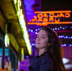 Portrait in Night 2020