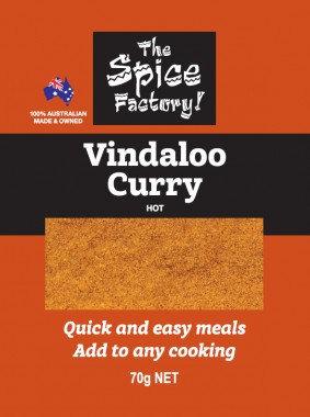 Vindaloo Curry 70g 10/10