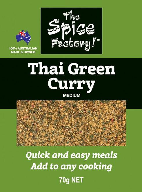 Thai Green Curry 70gm 5/10