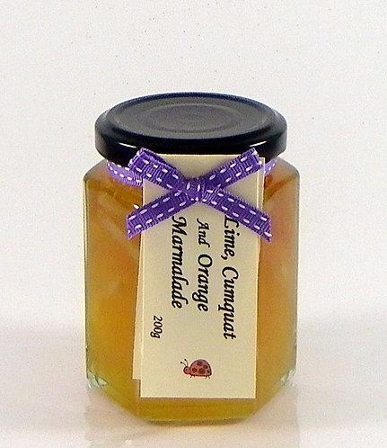 Triple Citrus Marmalade 200gm