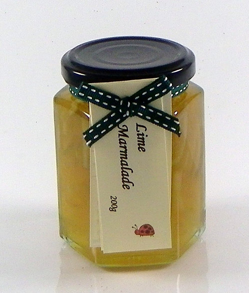 Lime Marmalade 200gm