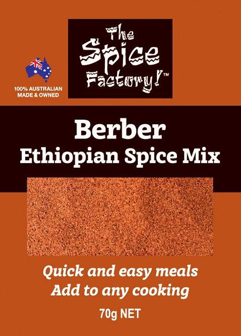 Berber Ethiopian Spice Mix 70gm 0/10