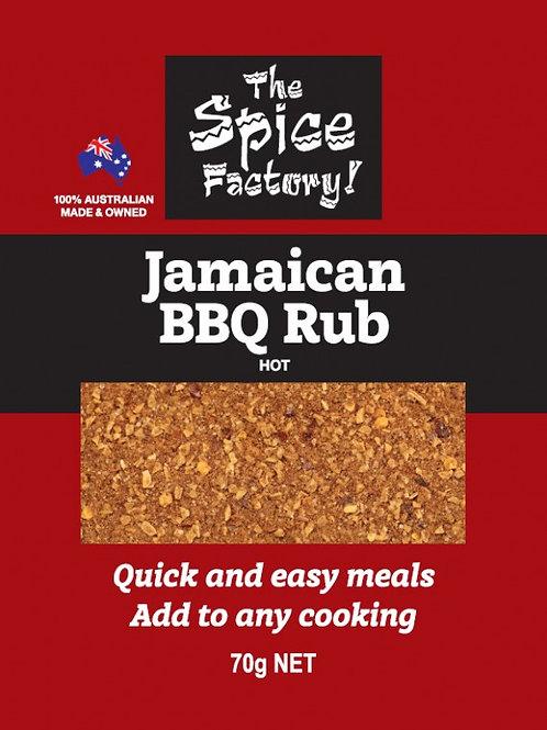Jamaican BBQ Rub 70gm