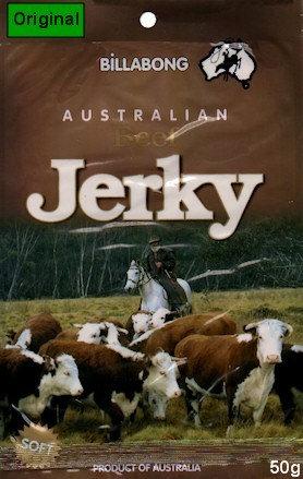 Original Beef Jerky 50g