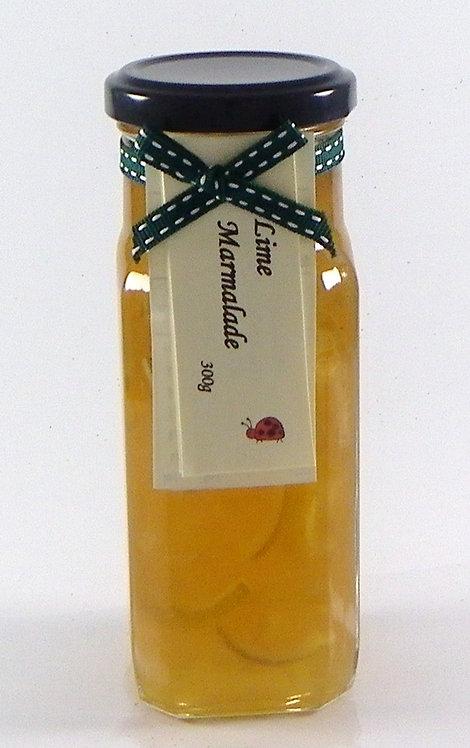 Lime Marmalade 300gm