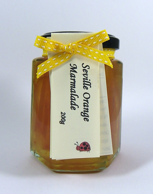 Seville Orange Marmalade 200gm