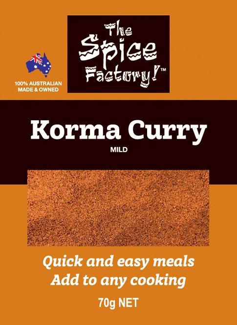 Korma Curry 70gm 2/10
