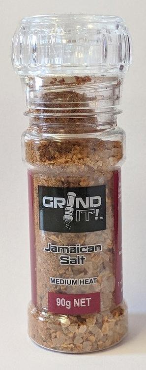 Jamaican Salt Grinder 90gm 5/10